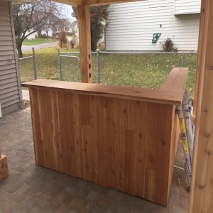 Outdoor Kitchen Contractor Oakdale MN