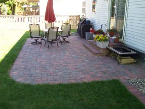 Patio Paver Installation Company Woodbury Mn Landscaping Services Mn