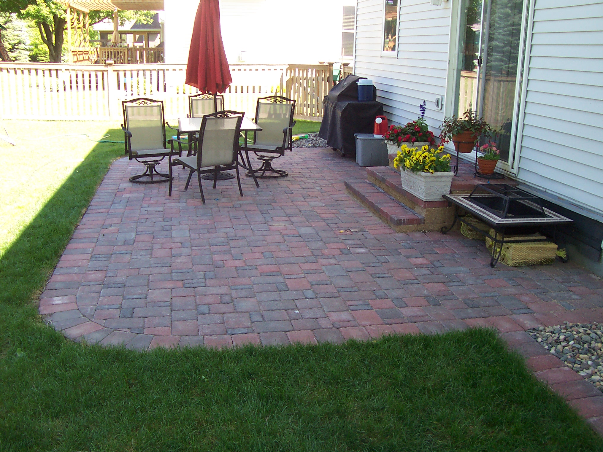 Paver Patio MN