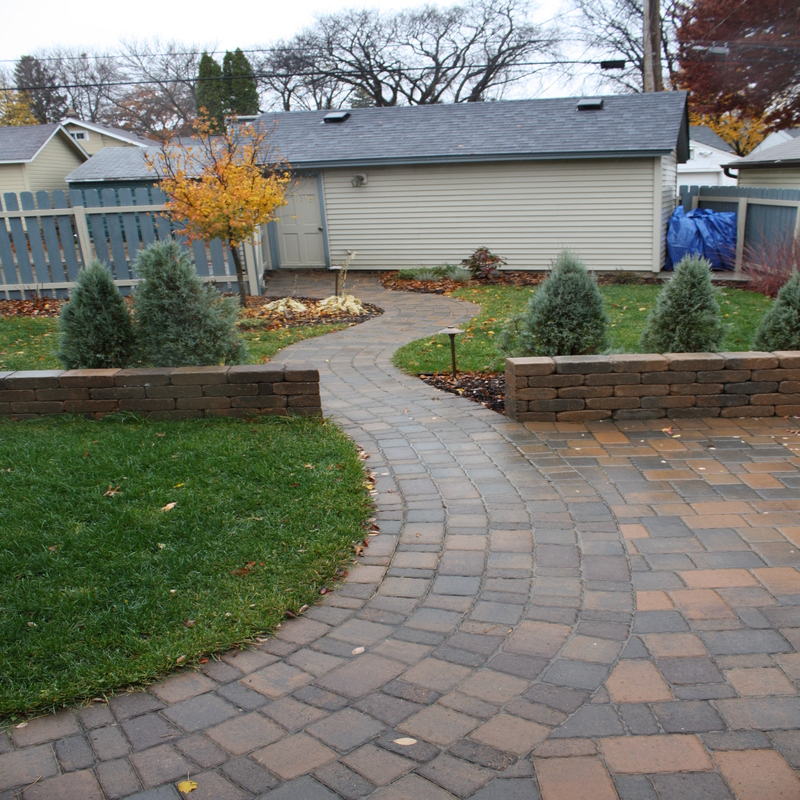 Patio Paver Installation Contractor near St. Paul, MN