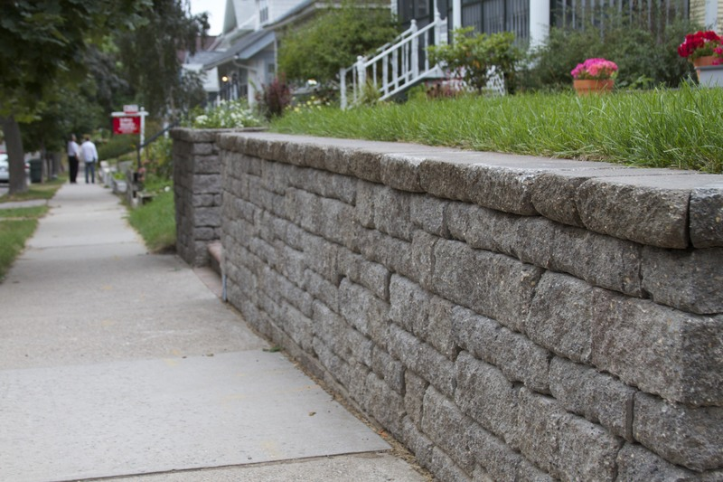 Retaining Wall Installation Contractor Near St. Paul, MN